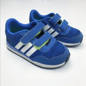 Adidas toddler Boys Velcro closure sneakers